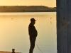 La pescuit pe Lacul Morii