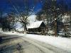 Adapost de iarna la Vrancioaia