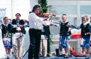 Festivalul de brau de la Boteni