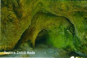 Pestera Zidita Mada