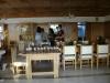 Sala de degustare din Crama Coteşti