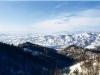 Vrancea de Piatra iarna